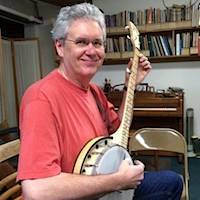 Banjo Lessons Durham | J Michael Pope